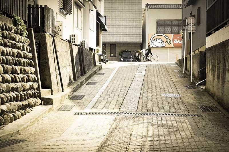 槌子(つちのこ)坂の怪