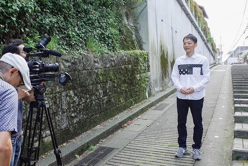 2017年10月24日放送、NHK金沢放送局『いしかわの壺』に出演します。