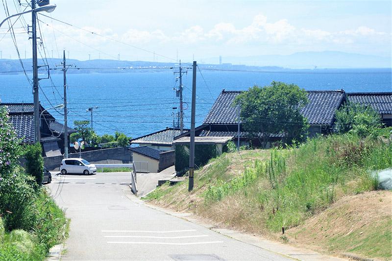 <出張編> 「学校坂道」うみなり坂