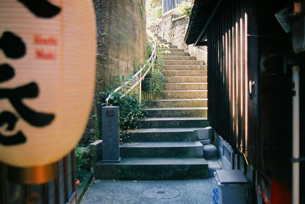 坂道の写真ブログをはじめました。