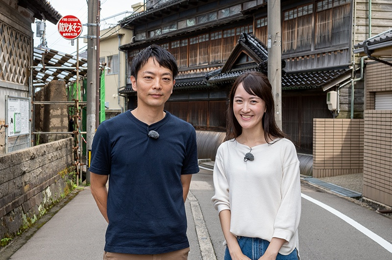2019年9月12日放送、石川テレビ『石川さん情報LIVE リフレッシュ』に出演します。